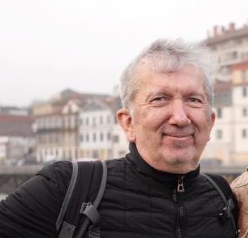 Reinhard Weidinger von der Hörzone