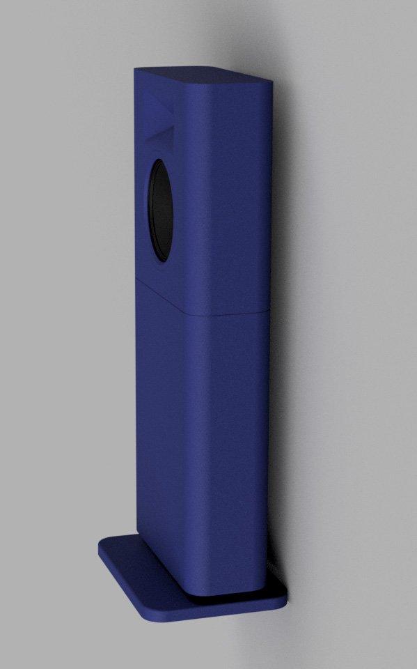 Model M2 – blau