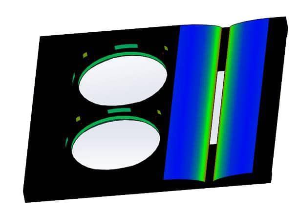 Model S1 Waveguide